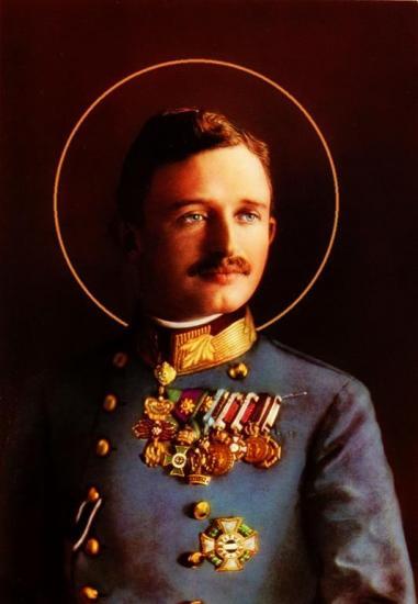 Bienheureux Empereur Charles Ier d'Autriche (1887-1922)