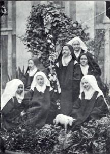 Sainte-Thérèse au Carmel