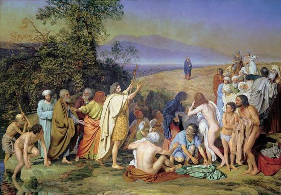 La Venue du Messie, Alexandre Ivanov
