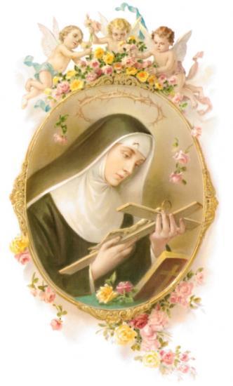 Sainte-Rita de Cascia