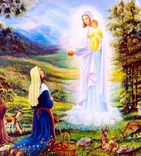 Notre-Dame du Laus avec Benoîte