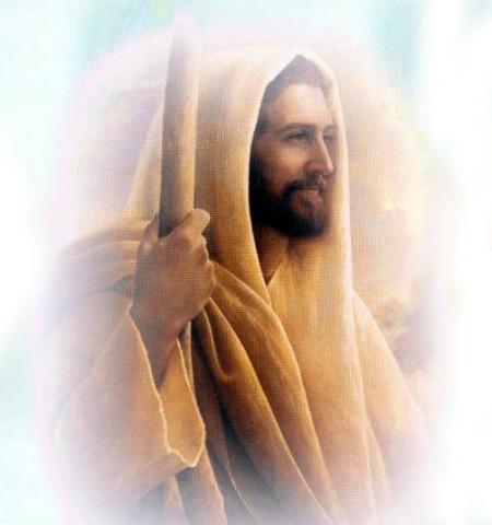 Fond d'écran Jésus Bon Pasteur