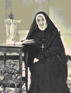 Mère Marie-Thérèse de Lescure