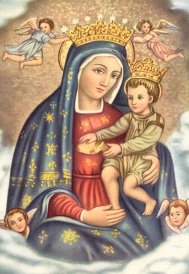 Mère Céleste