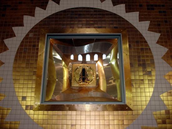 Image miraculeuse de la Vierge d'Aparecida