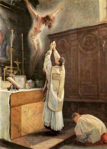 Jésus Eucharistie