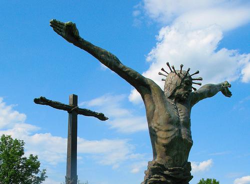 Jésus dans le Sanctuaire