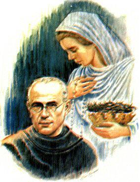 Saint Père Kolbe et Marie