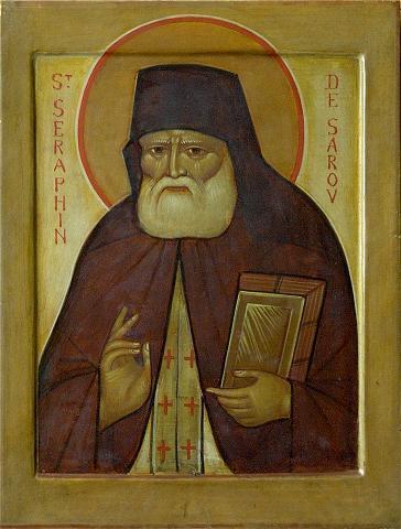 Saint-Séraphim de Sarov