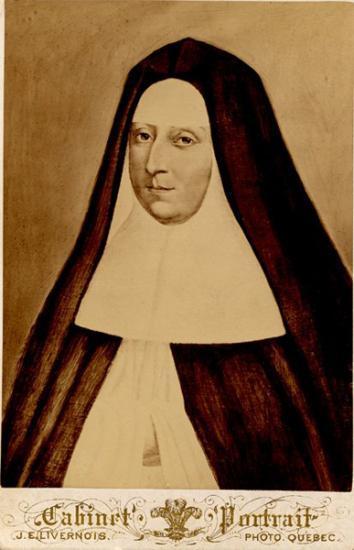 Jeanne-Françoise Juchereau