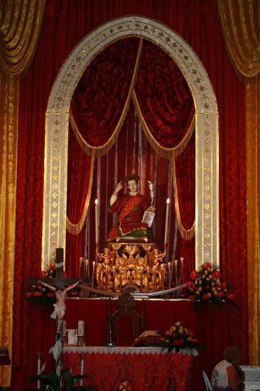 Sanctuaire Saint-Cyriaque
