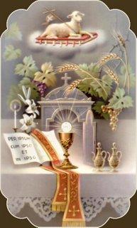 Jésus réellement Présent dans la Sainte Eucharistie