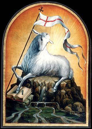 Agnus Dei, Agneau de Dieu