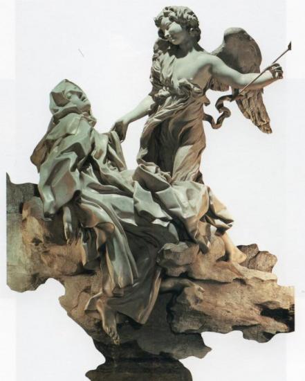 L'extase de Sainte-Thérèse