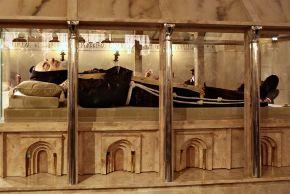 Tombeau du Padre Pio