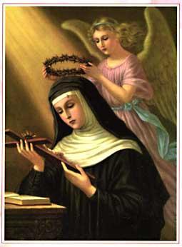 Sainte-Rita de Cascia, Patronne des cas désespérés