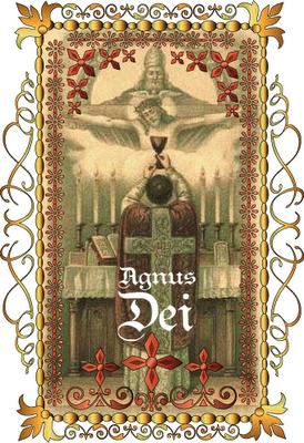 Agnus Dei, Agneau de Dieu Eucharistique