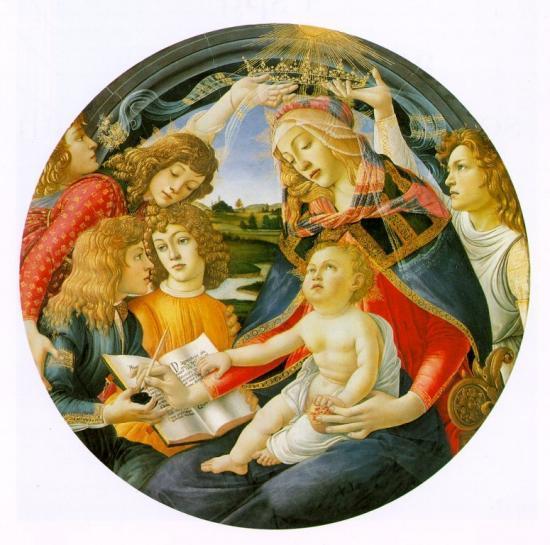Madone du Magnificat