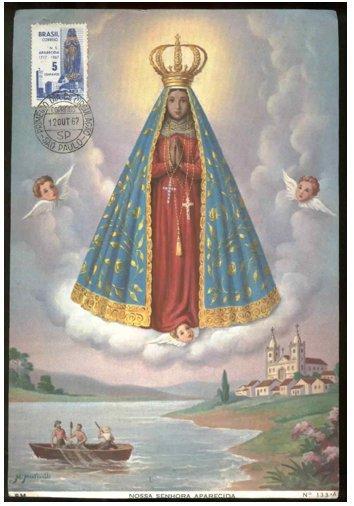 Notre-Dame d'Aparecida, Brésil