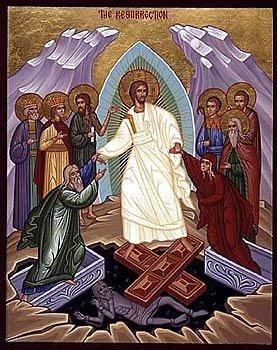 Icône de la Résurrection