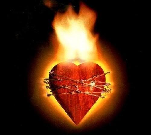 Saint Coeur de feu