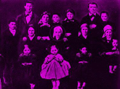 Sainte-Bernadette Soubirous et sa famille