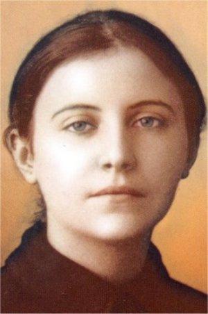 Sainte-Gemma Galgani, ange de pureté