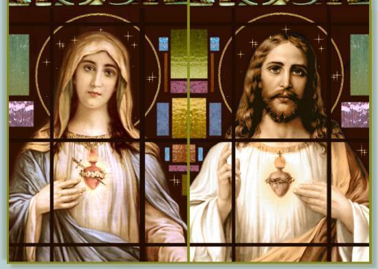 Saints Coeurs Unis de Jésus et Marie 3