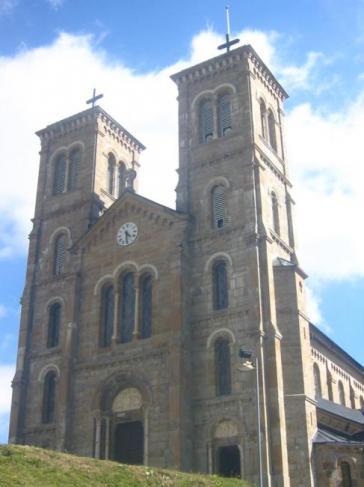 Notre-Dame de la Salette Réconciliatrice