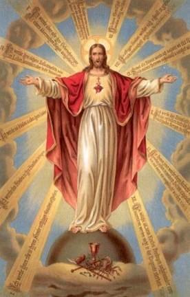 Jesus Eucharistie, Pain de Vie