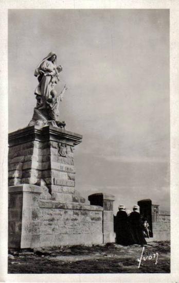 Notre-Dame des Naufragés, Pointe du Raz (29)