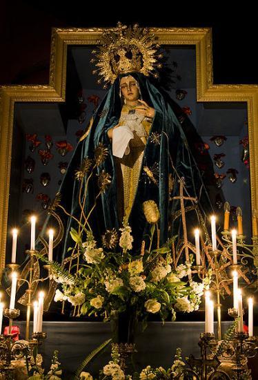 Notre-Dame du Jardin Enclos, Warfhuizen (Pays-Bas)