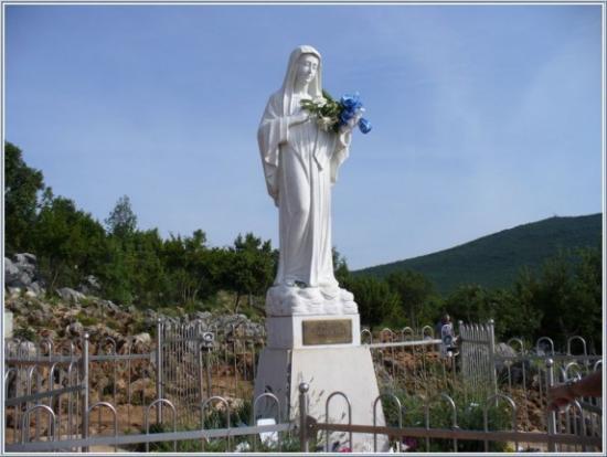 Reine de la Paix, Sainte Gospa