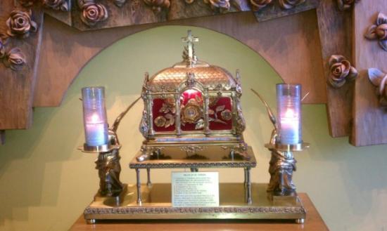 Reliques de Thérèse de Lisieux, Sanctuaire de Darien (IL, USA)