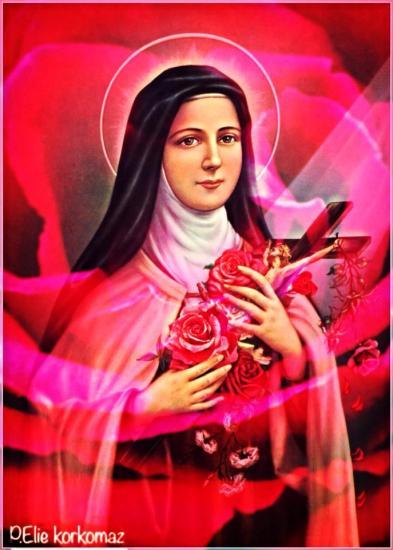 Sainte Thérèse de Lisieux, par le P. Elie Korkomaz