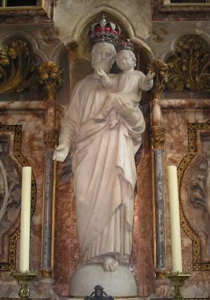 Saint Joseph, Sanctuaire St Michael's Abbey, Farnborough (GB)
