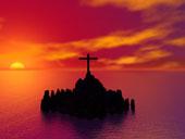 Sainte-Croix du crépuscule