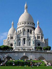 Basilique du Sacré-Coeur de Paris