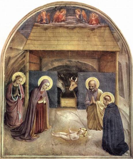 Naissance du Christ