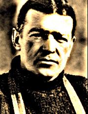 Commandant Sir Ernest Henry Shackleton (1874-1922)
