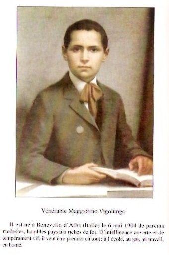 Vénérable Maggiorino Vigolungo