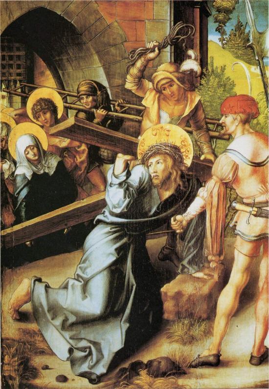 Portement de la Croix