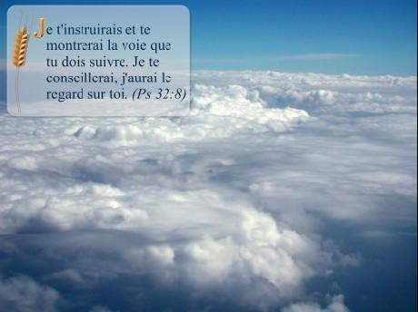 Psaume 32 : 8