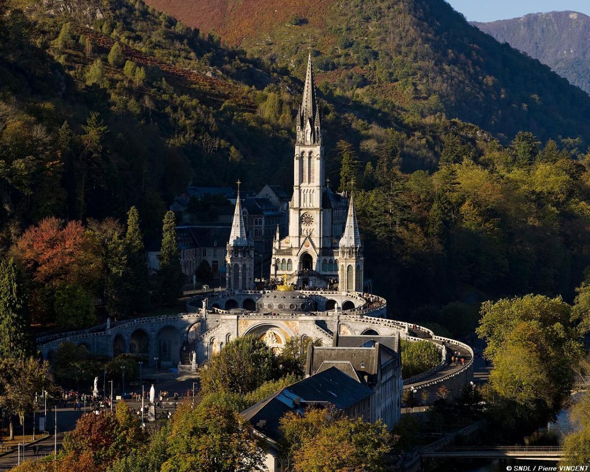 Basilique du Sanctuaire de Lourdes