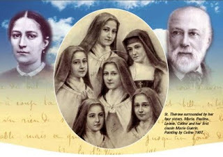 Famille Martin de Lisieux