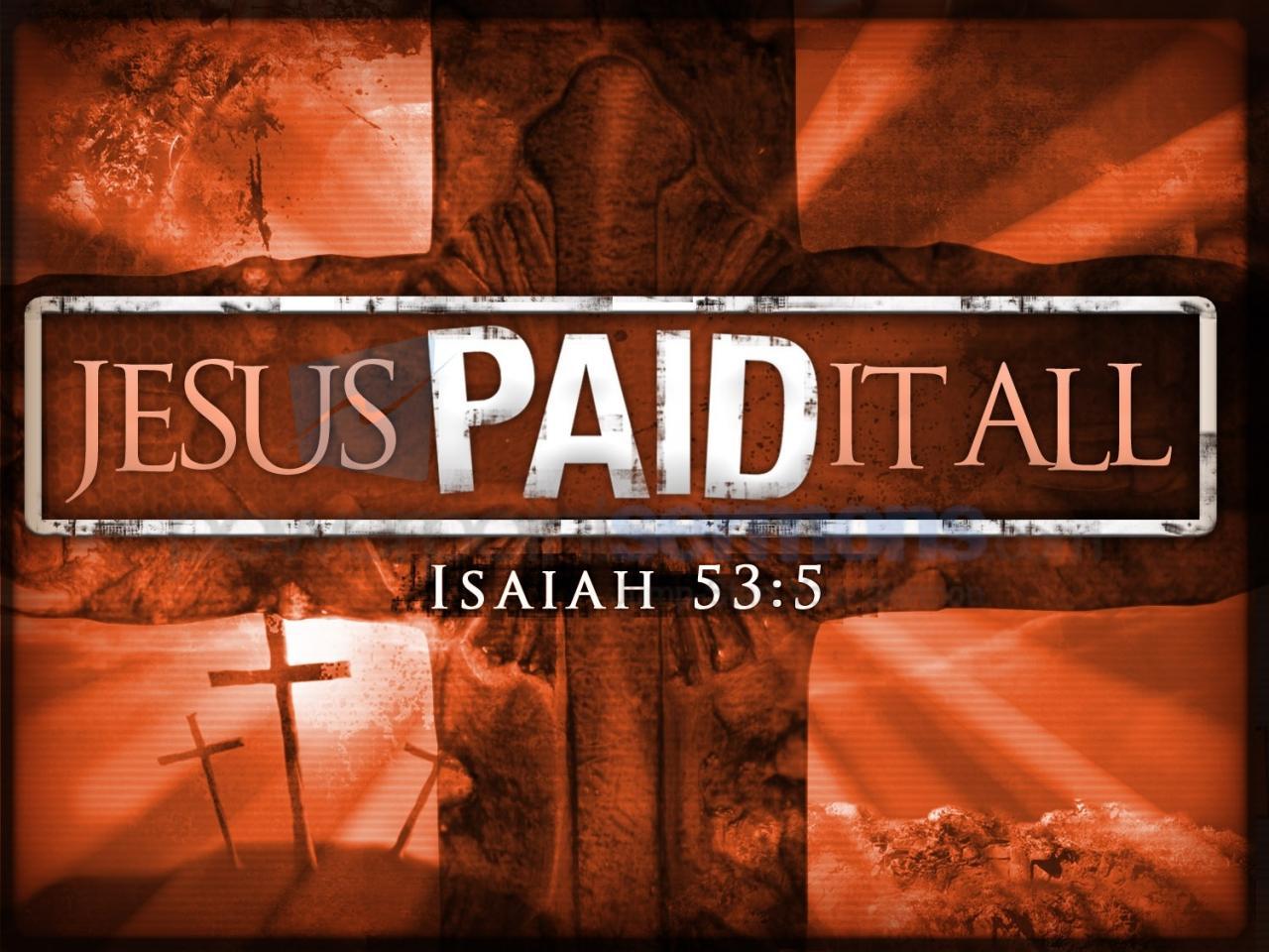 Fond d'écran Jésus 14
