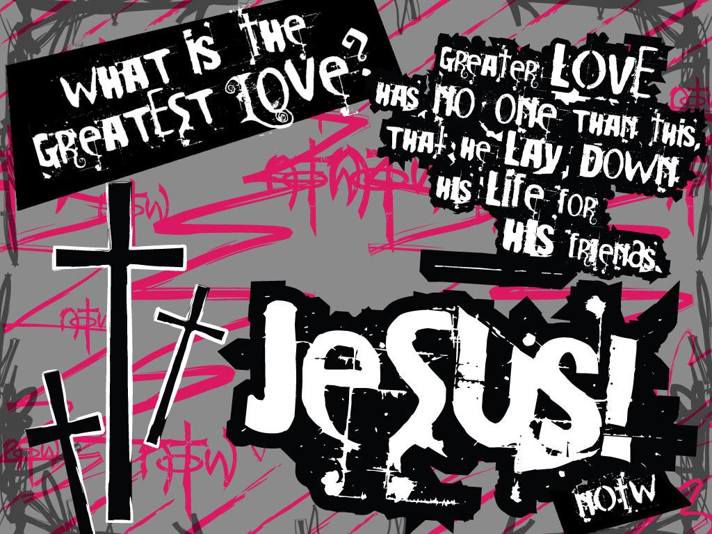 Fond d'écran Jésus 16