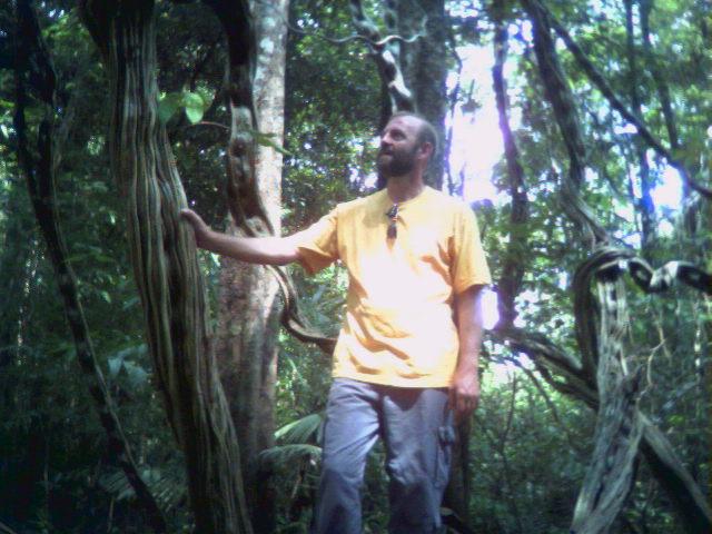 'Jean Manaus', 'Jive' (Jean-Yves Delpech), Brésil 16.10.2005