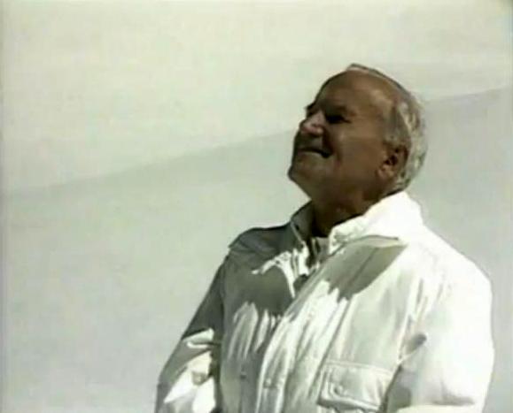 Jean-Paul II immaculé
