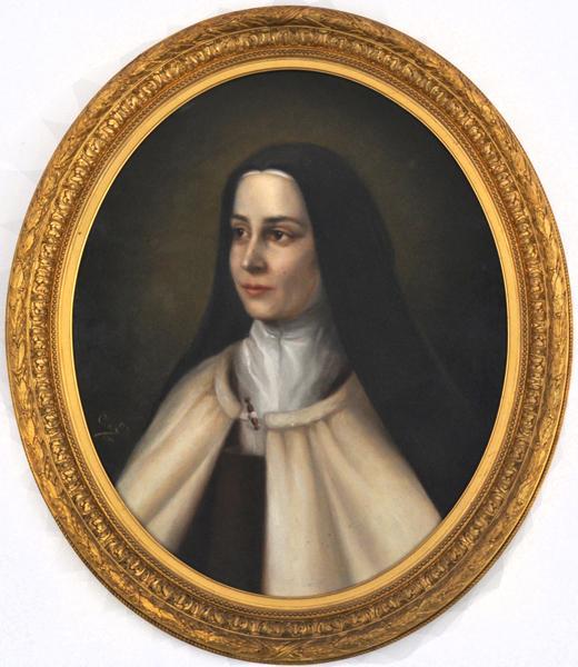 Marie Guérin, soeur Marie de l'Eucharistie (1870-1905)